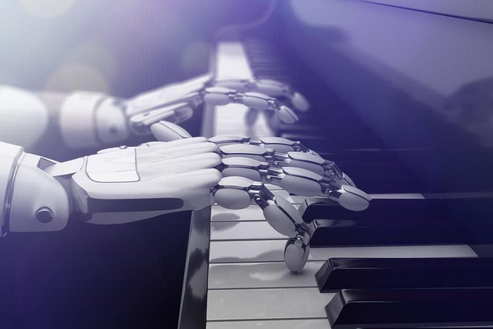 💡معرفی یک پروژه خلاق با همکاری چند آهنگساز بینالمللی.   📌 اولین مدل هوشمند احساسی آهنگساز.   ✅ با استفاده از لینک های زیر می تواند پیشرفت پروژه را مشاهده کنید.  کانال یوتیوب:  https://www.youtube.com/ThePianistAI  صفحه اینستاگرام:  https://www.instagram.com/pianist_ai/  وب سایت رسمی پروژه: http://pianistai.com @aimachinelearning