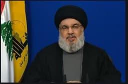 """🔖دبیر کل حزب الله لبنان امروز سخنرانی می کند  💢 سید حسن نصرالله، دبیر کل حزب الله لبنان امروز عصر ساعت 17 و سی دقیقه به وقت محلی(حدود ساعت 19 به وقت تهران)، به مناسبت روز جهانی قدس سخنرانی خواهد کرد.  🎙این سخنرانی به صورت زنده از رادیو گفت و گو پخش خواهد شد.   🔻➖➖➖➖➖➖➖➖ 🌐 روابطعمومی #رادیو_گفتوگو 📻 FM """"103.5"""" 🆔 @radiogoftogoo"""