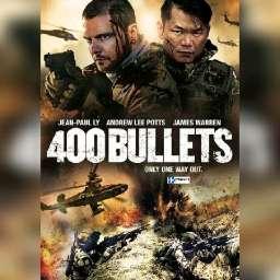 """🎥دانلود فیلم جدید """" 400 گلوله """"  🎬 400 Bullets (2021) نسخه دوبله فارسی اضافه شد 🎙❤️ 🏅امتیاز : 5.5 از 10 🎙 #دوبله_فارسی  📤 کیفیت : (عالی) 🔹ژانر: #اکشن   ⏰مدت زمان : 89 دقیقه 👔کارگردانی :Tom Paton 🌟ستارگان :Jean-Paul Ly,Andrew Lee Potts,James Warren 🌍محصول کشور : انگلستان   🎞خلاصه داستان: فیلم روایت سربازان شجاع و دلاوری است که افتخار کشور و شرافت خود را به شهرت و ثروت ترجیح داده و برای رسیدن به این هدف بزرگ حتی از جان خود نیز گذشتند و ...."""