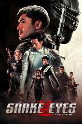 """🎬 فیلم چشمان مار   🎬 Snake Eyes 2021    #دوبله_فارسی ژانر : اکشن / ماجراجویی / فانتزی امتیاز : 5.9 از 10    خلاصه داستان :  این فیلم یک اسپین آف از سری فیلم های """"جی آی جو"""" است که به کاراکتر """"چشمان مار"""" می پردازد که چگونه تبدیل به یک نینجا میشود و .... ."""