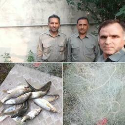 ✅ماموران یگان حفاظت محیط زیست آمل یک صیاد غیر مجاز را به همراه یک رشته دام ماهیگیری و ۱۱قطعه ماهی در رودخانه گرمرودبخش دشتسر  دستگیرکردند. @mazanddoe