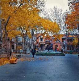اینجا ایران است...!😍  بازار تاریخی تبریز  @cafenet