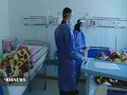 🔻آمار جدید کرونا در استان  بستری در بيمارستان 296 نفر بستری 24ساعت گذشته 62 نفر فوتی 24 ساعت گذشته 3 نفر  @khabaratrak @iribatrak